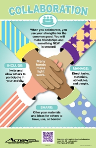 Life Skills Collaboration Poster (11