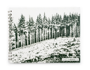 TreeLine Sketchbook (11 x 8.5 inches)