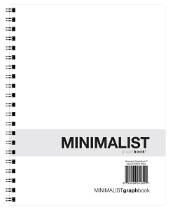 Minimalist GraphBook New Poly Style Special Edition Black