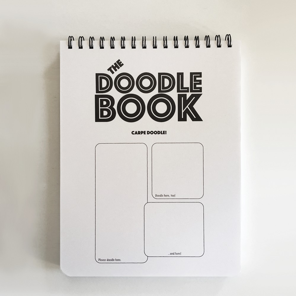 Action DoodleBook (11.25 x 8.5)