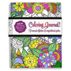 Coloring Journal (Variation 1)