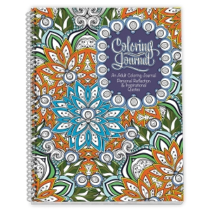 Coloring Journal (Variation 2)