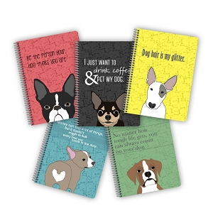 Dog Lover Notebooks