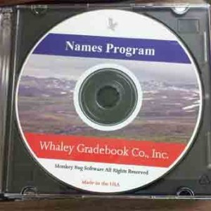 Whaley Names Program License Key (NP-PCMAC-DL)