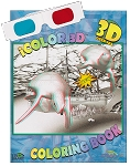 iColor 3D Deep Sea Coloring Book