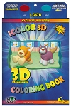 iColor 3D Playground Coloring Book
