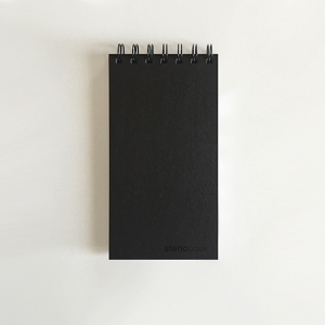 Minimalist Steno Book (4.25 x 7 inches)