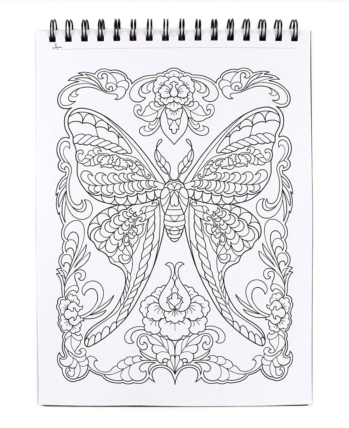 Easy Adult Coloring Books   Adult Coloring Book Garden