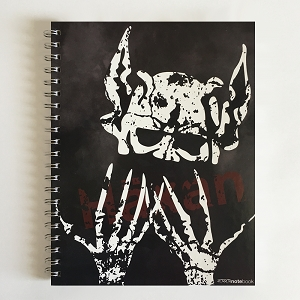 Horror Movies Haxan NoteBook