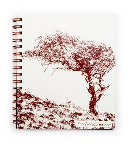 TreeLine JournalBook (7 x 8.5 inches)