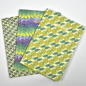 3-Pack Soft Cover Composition Notebooks