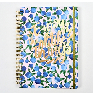 12-Month Undated Planner