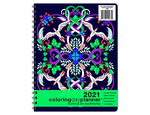 Mythical Enchantments Day Planner
