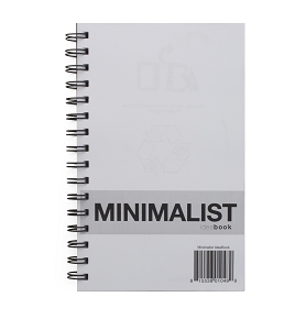 Minimalist IdeaBook Notebook Poly Style