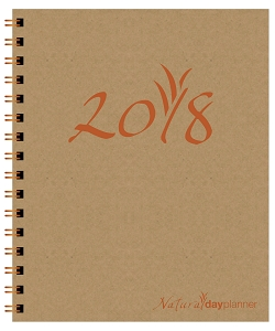 2018 Natural Day Planner