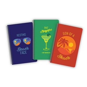 Beach Notebooks