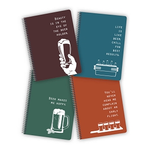 Beer Sayings Notebooks