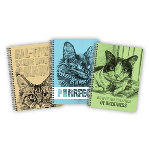 Cat Lover Notebooks