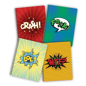 Comic Notebooks