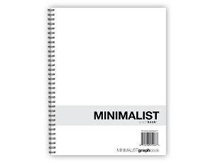 Minimalist GraphBook Special Edition Black