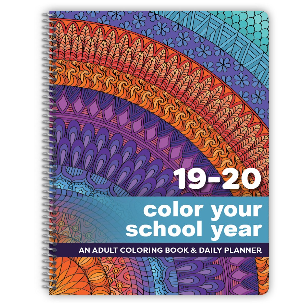 19-20 Color Your School Year