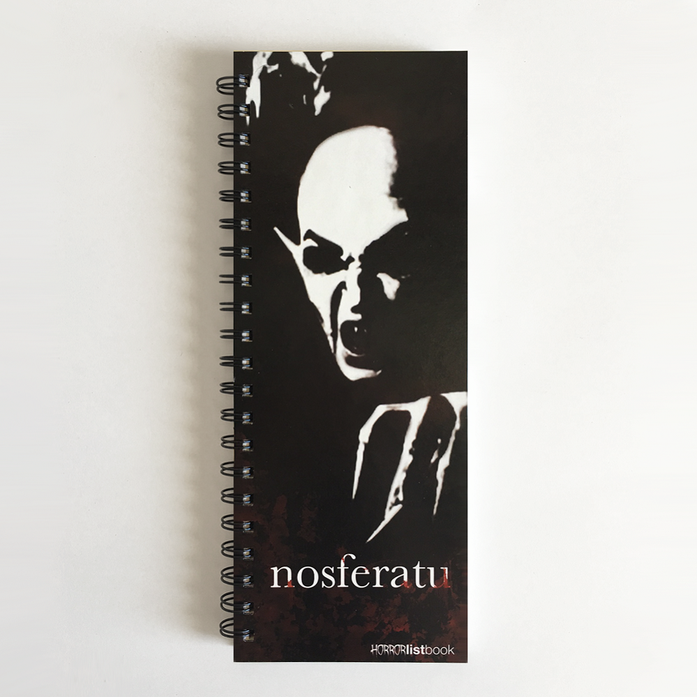 Horror Movies Nosferatu ListBook